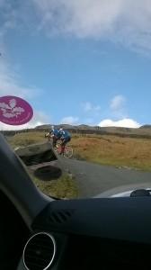 Beech Boys cruise up the steep gradient