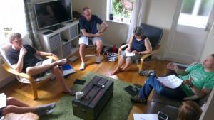 BBTandem Team Meeting