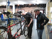 Bike Tuning at JD Tandems